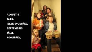 LASTELAULUDE SARI 1/6 Päevade laul - LAIKRETE PEREBÄND