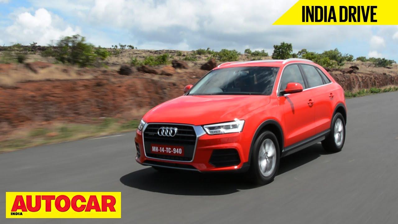 Audi Q India Drive Autocar India YouTube - Audi autocar