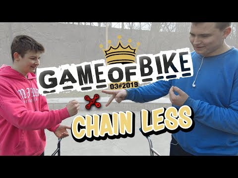 GAME of BIKE #3 Chain Less - Andrzej vs Kuba [SPECIAL]