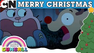 The Amazing World of Gumball | How To Save Christmas | Cartoon Network UK