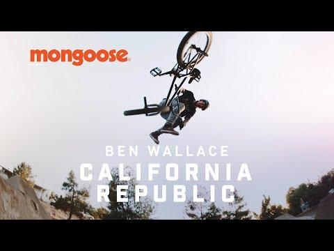 BEN WALLACE: CALIFORNIA REPUBLIC