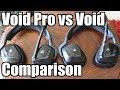 Corsair Void Pro vs Corsair Void - Is It An Upgrade?