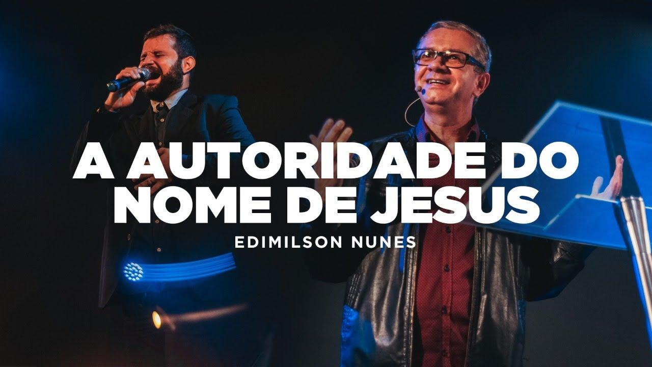 A Autoridade do Nome de Jesus | Edimilson Nunes | Culto Ao Vivo | Verbo da Pedra RJ