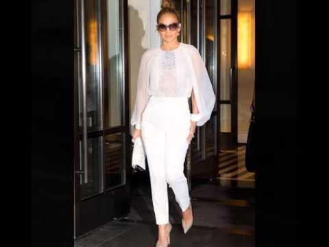 Белая блузка мода