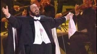 Luciano Pavarotti Carmen La Fleur Que Tu Mavais Jetee