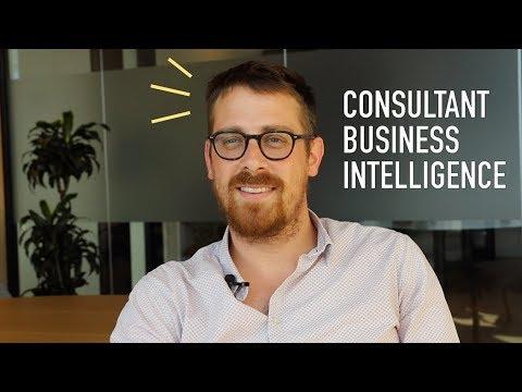 CONSULTANT BUSINESS INTELLIGENCE : quotidien, salaire, parcours | Pool