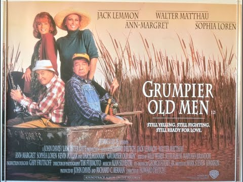 Grumpier Old Men 1995  Simple  82