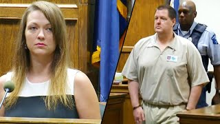Woman Kept in Shipping Container Faces Serial Killer Todd Kohlhepp in Court