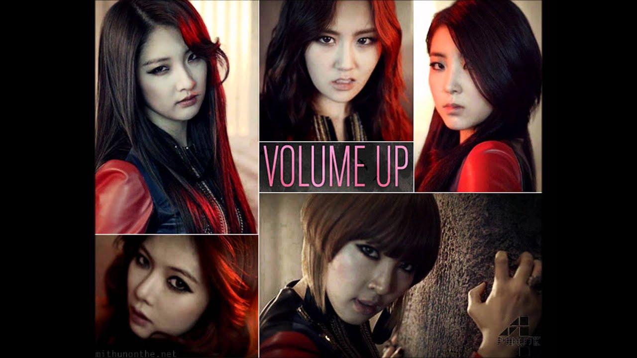 4 mins volume 2 black teen 1