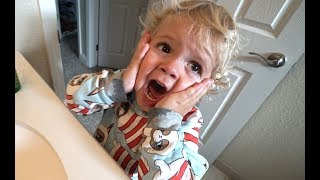 3 Year Old Tydus MORNING ROUTINE!!