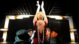 IMMERSED Dance Industry Gala film clip of Crazy in love (Kid Koala version from Great Gatsby)