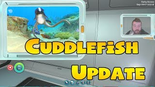 how to hatch a cuddle fish subnautica