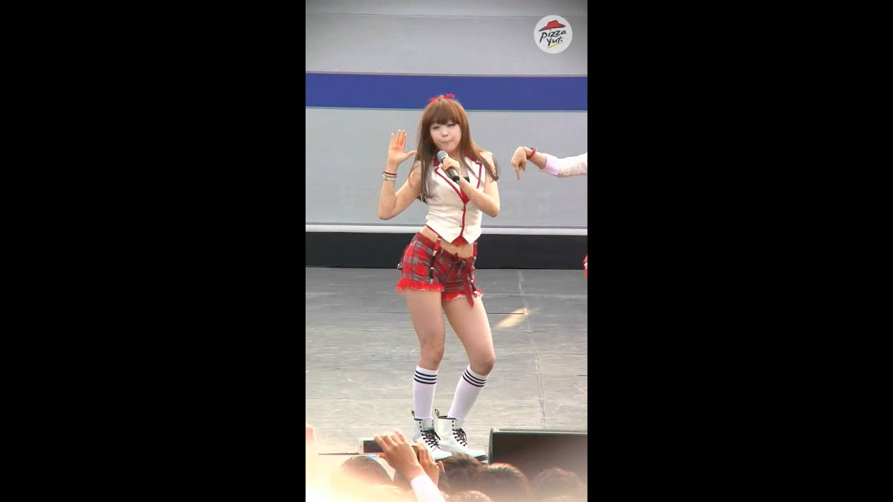 [fancam] 20110519 Shuppy Shuppy, Girl's Day [Bang Min-Ah]