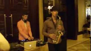 Диджей и саксофонист в Киеве(, 2013-12-12T15:14:59.000Z)