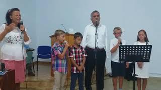 Sergiu Nichescu si familia- Ce mare esti o Doamne