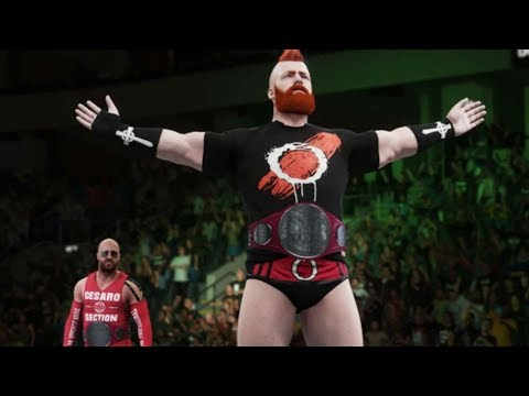 WWE 2K18 Roster Additions Revealed