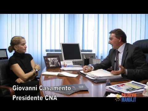 Intervista a Giovanni Casamento Presidente CNA by Palermomania.it