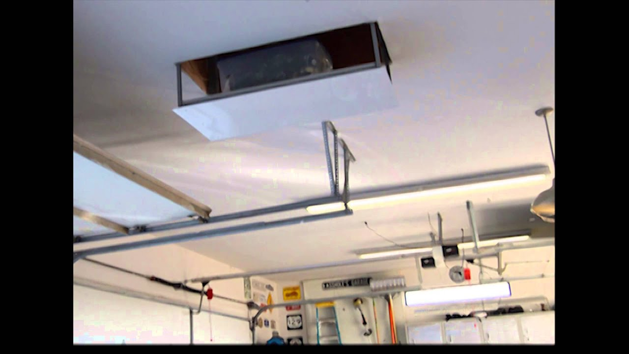 Versalift Attic Lifting Systems Explained