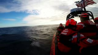 Coast Guard Cutter Life!