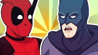 Repeat youtube video YO MAMA JOKES! Marvel & DC Comics