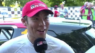 Rally Germany 2019 - Takamoto Katsuta