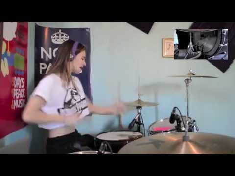 Show Me What Im Looking For-Carolina Liar(drum cover)