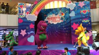 Barney's Birthday Surprise Live Show at United Square, Singapore (Part 2)