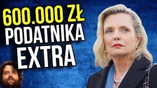 600 000 zł POLAKÓW wydała na PODRÓŻE Anna Maria Anders - Senator i Minister PIS - Komentator