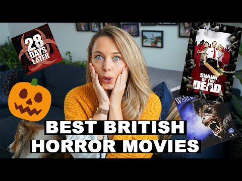 Best BRITISH Horror MOVIES | Top Scary movies | Best Halloween Movies on Netflix | Vlogoween 2019