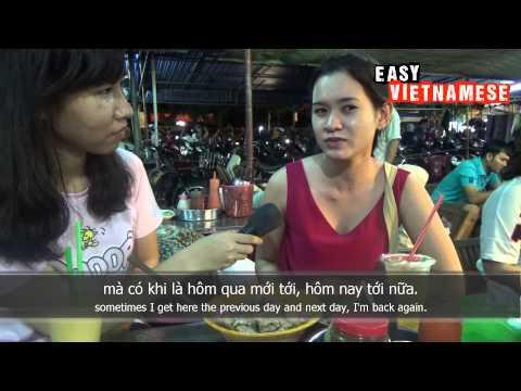 Easy Vietnamese 3 - Hanh Thong Tay market