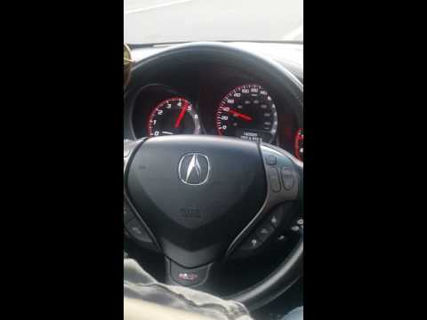 2008 acura tl type s acceleration 0-60mph 0-100kmh