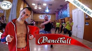 Konshens   Bruk off yuh back ZUMBA by Boris Panayotov