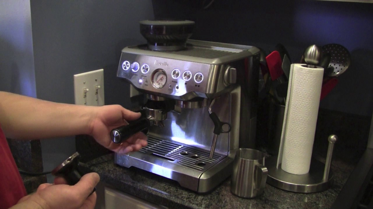 Breville Bes870xl Barista Express Product Review Youtube