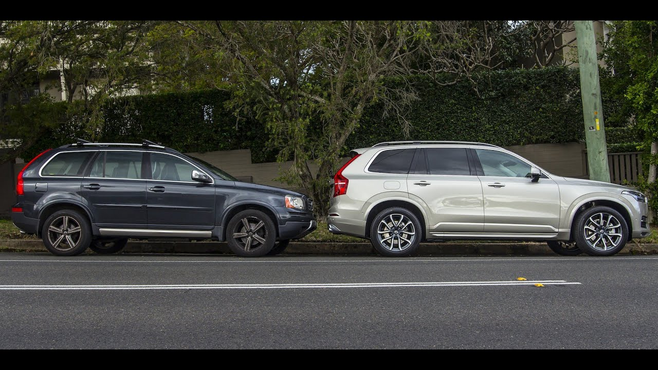 2016 Volvo Xc90 D5 Momentum Review Youtube