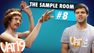 Jelly Bean Johnson Surprises a Fan | Sample Room #8