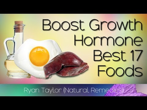 Foods That Boost Growth Hormone (Anti-Aging Hormone)