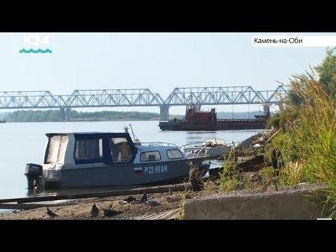 Рыбаки рассказали о плохом улове в Камне-на-Оби