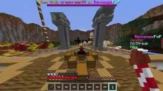 Server de KitPvP- Fps, Arena, 1v1 com Sopa Minecraft [1.7]