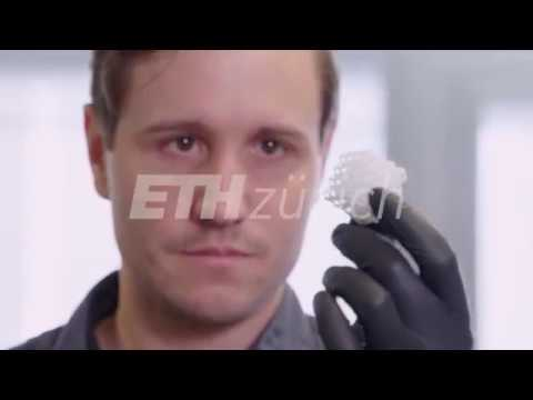 3D printing of soft medical implants