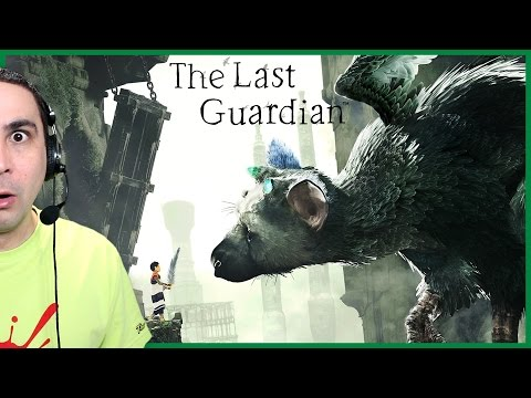 Με Ακολουθεί Παντού! (The Last Guardian)