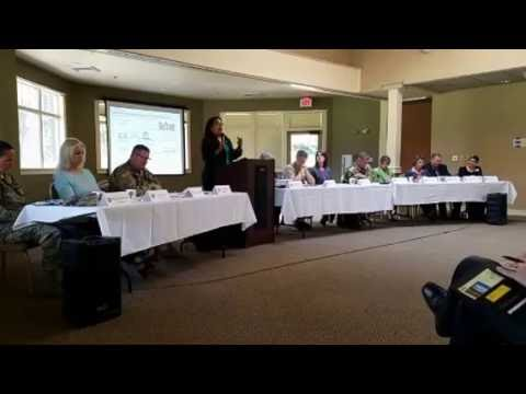 Washington State Military Transition Council Quarterly Meeting 08-08-2016