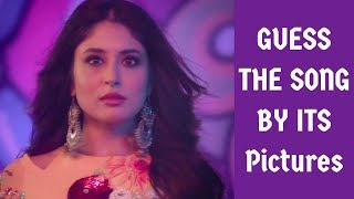 Guess the Song by its Pictures | Bollywood Songs Challenge 2018