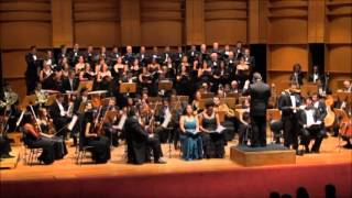 Coro Sinfônico da ORSSE e a Nona Sinfonia de Beethoven -- IV Mov.