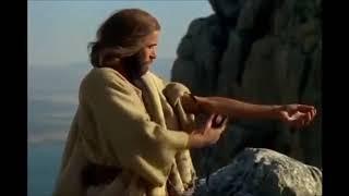 """Отрывок из фильма """"Иисус""""."""