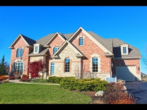 Luxury Custom Home Built by Keim Corp - Walk-through video tour by ...