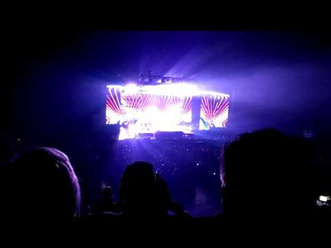 Jean Michel Jarre - Eletronica Tour @ Bell Centre, Montreal - Full Show