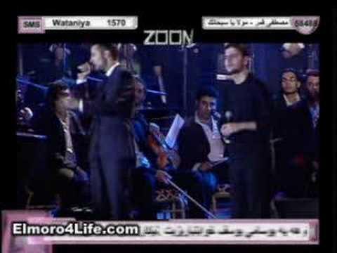 Isam from Outlandish & Sami Yusuf on Mazzika TV (Interview)