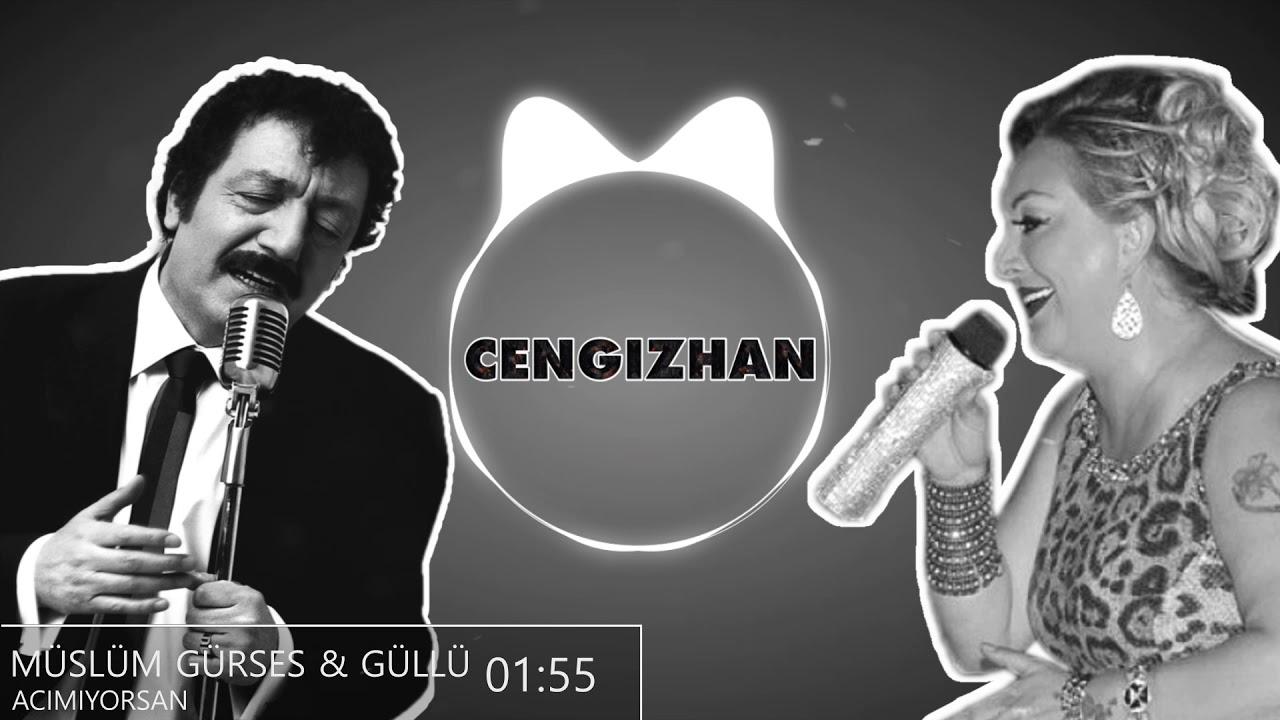 Müslüm Gürses & Güllü - Acımıyorsan (CENGIZHAN Trap Remix)