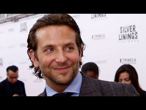 Bradley Cooper Talks Silver Linings Playbook With Jennifer Lawrence  —