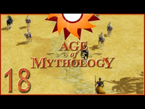 Age of Mythology Extended - Mission 18 - A Long Way From Home ...The Tamerisk Tree...